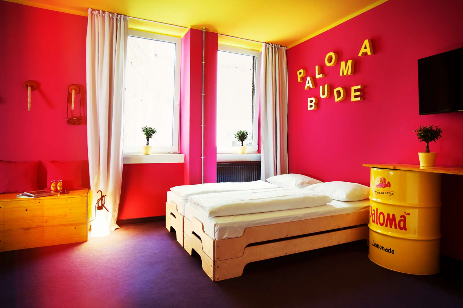 stapelliege palomabude in der superbude st georg hotel hostel hamburg superbude blog. Black Bedroom Furniture Sets. Home Design Ideas
