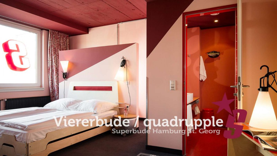 old but gold hostel hotel in hamburg superbude. Black Bedroom Furniture Sets. Home Design Ideas